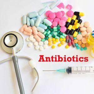 انواع آنتی بیوتیک ها